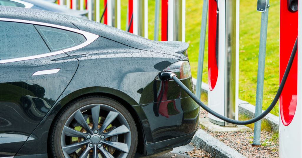 benefits of ev chargers for business