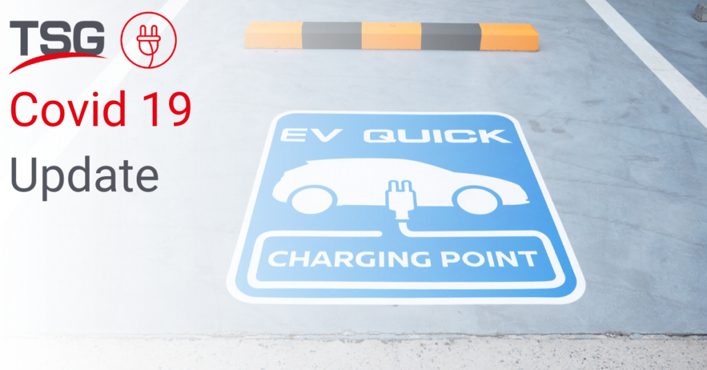 covid 19 electric car chargers tsg