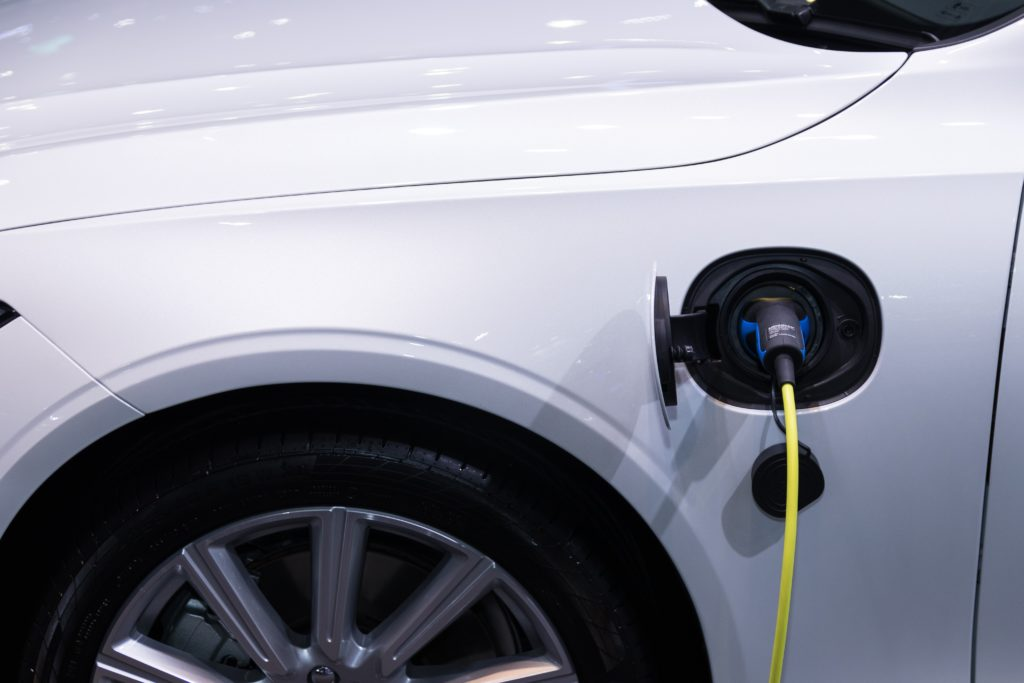ev chargers for business