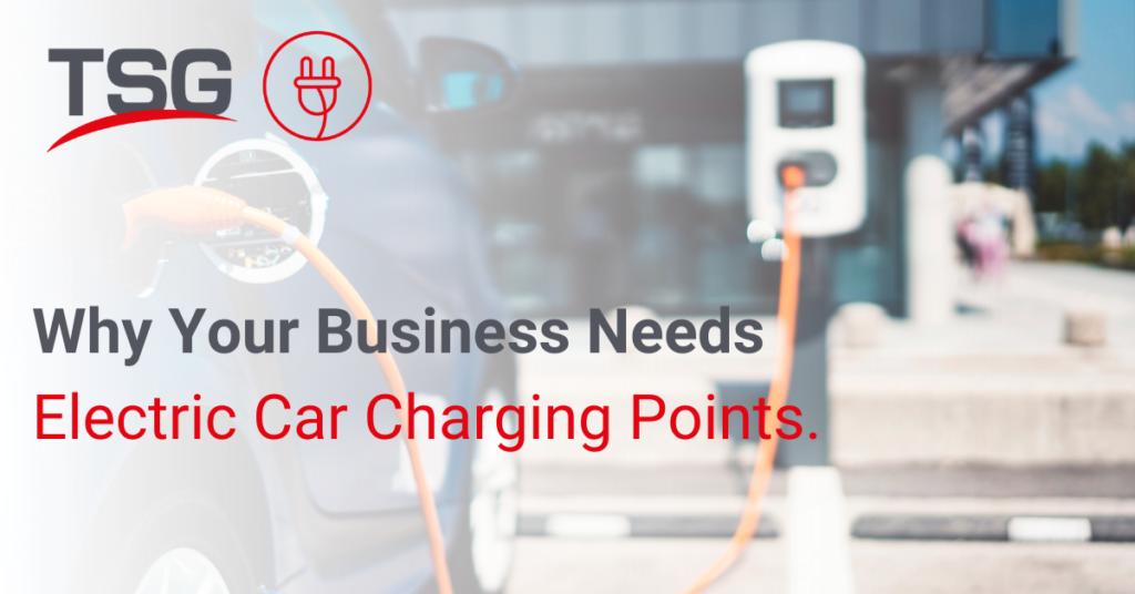 ev charging points for business ireland