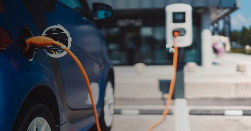 electric vehicle charging for business