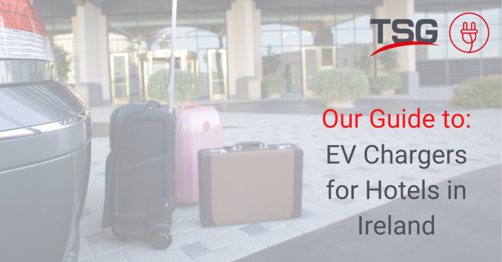 ev chargers for hotels
